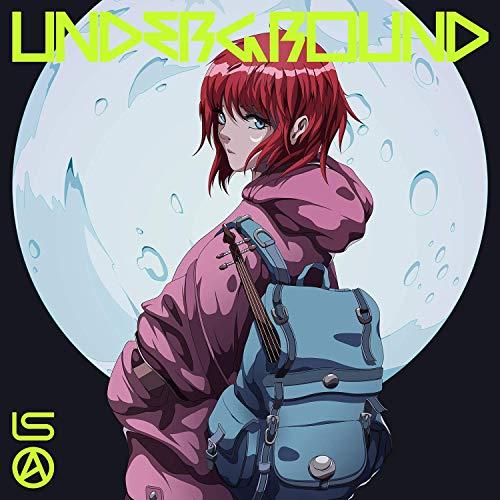 Lindsey Stirling - UnderGround Album Art