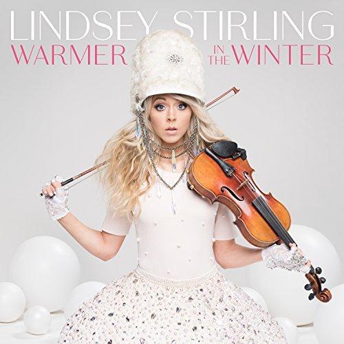 Lindsey Stirling - Warmer in the Winter Album Art